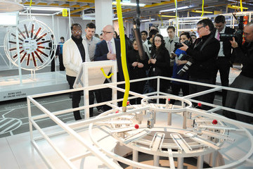 will.i.am Will.i.am Visits The Science Museum To Announce The Prince's Trust New STEM Workshops