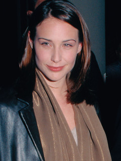 claire forlani was rumored to be with brad pitt - claire forlani ...