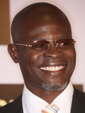 Djimon Hounsou Kimora Lee Simmons married