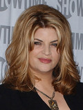 Kirstie Alley Parker Stevenson married