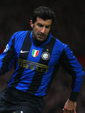 Luis Figo Helen Svedin married