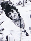 Ronnie Wood Krissy Wood married