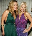 Picture of Cacee Cobb with Jessica Simpson