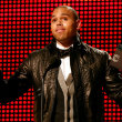 Chris Brown in 2008 American Music Awards - Show - From zimbio.com