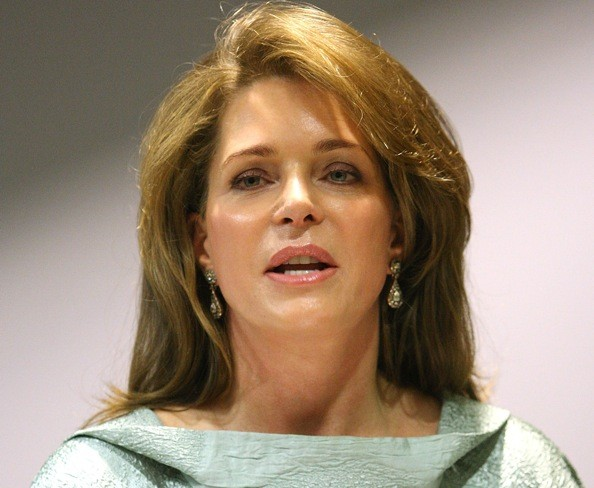 The 43rd Sexiest Woman Over 50: Queen Noor of Jordan - The 50 ...