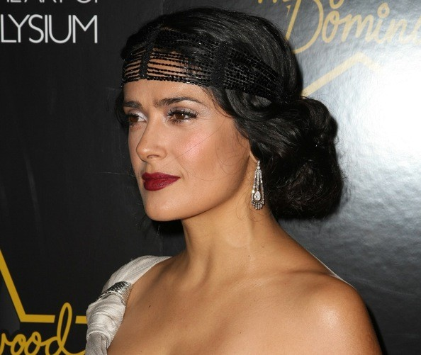 1920s Hairstyles on Today's Stars