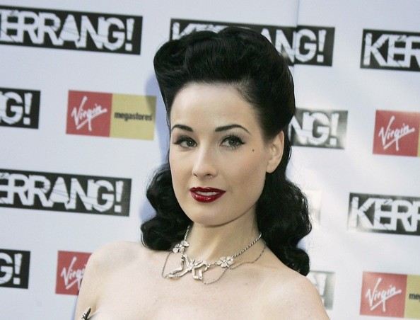 Dita Von Teese has been a darling of the fashion elite for several years now