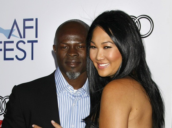 kimora lee simmons chanel model. Kimora Lee Simmons and