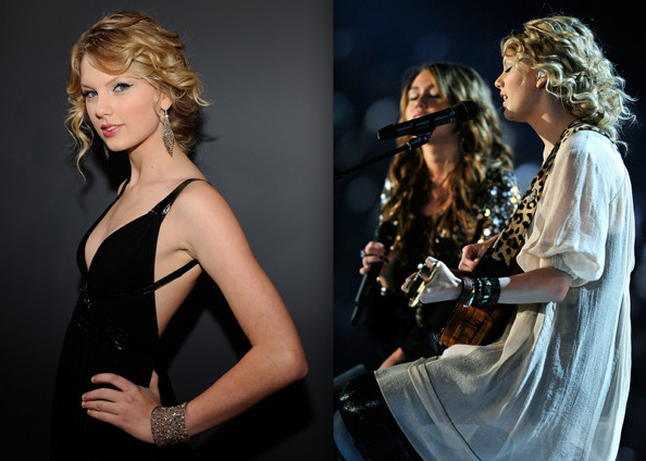Taylor Swift Prom Hairstyle Ideas 2009