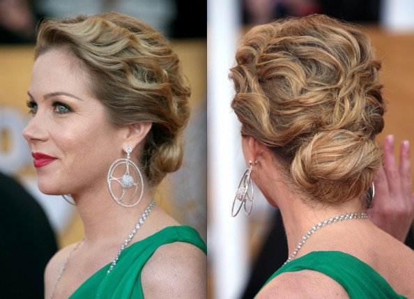 If you have curly, The curly updo prom hairstyles, the unsung hero of formal