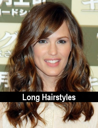 loose perm hairstyles