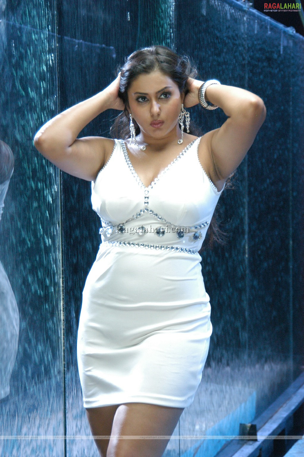 Namitha Hot In Recent Film