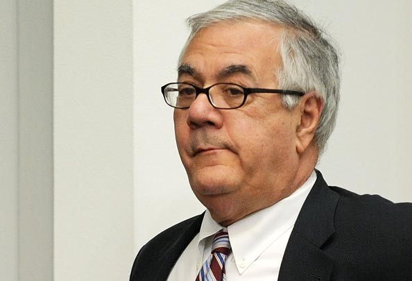 Barney Frank as one of the most powerful gay politicians in the country.