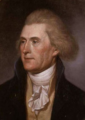 Thomas Jefferson Honors Promise to Dying Wife... Sort Of
