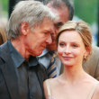 """Calista Flockhart in """"Indiana Jones And The Kingdom Of The Crystal Skull"""" New York Premiere - From zimbio.com"""