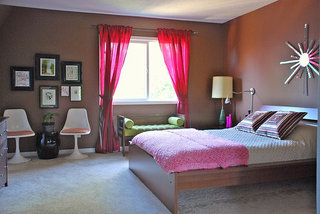 Pink and Brown Bedroom Color Palates - Master Bedroom Color Palates ...