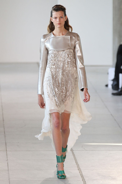 London Fashion Week Spring 2012, Antonio Berardi