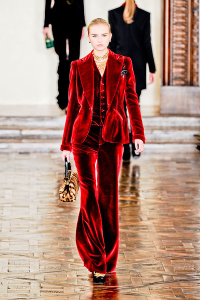 New York Fashion Week Fall 2012, Ralph Lauren