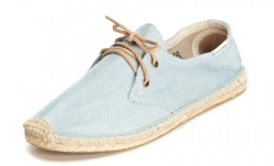 The Shoe of the Summer: Soludos' Linen Derby Espadrilles