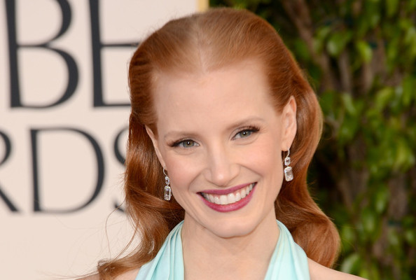 Love it or Loathe it: Jessica Chastain's Slicked-Back Waves