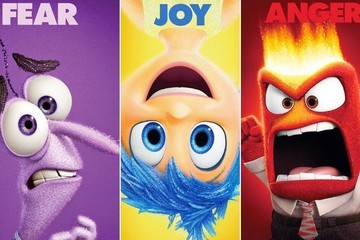 Get in Touch with the Adorable Emotions of Disney Pixar's 'Inside Out'