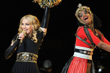 Why Is M.I.A. Hitting Up Madonna for Money on Twitter?