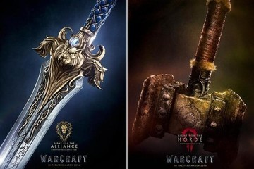 Behold: 'Warcraft' Posters & Characters Revealed