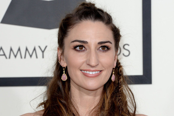 You'll Never Guess Who Inspired Sara Bareilles's Hair
