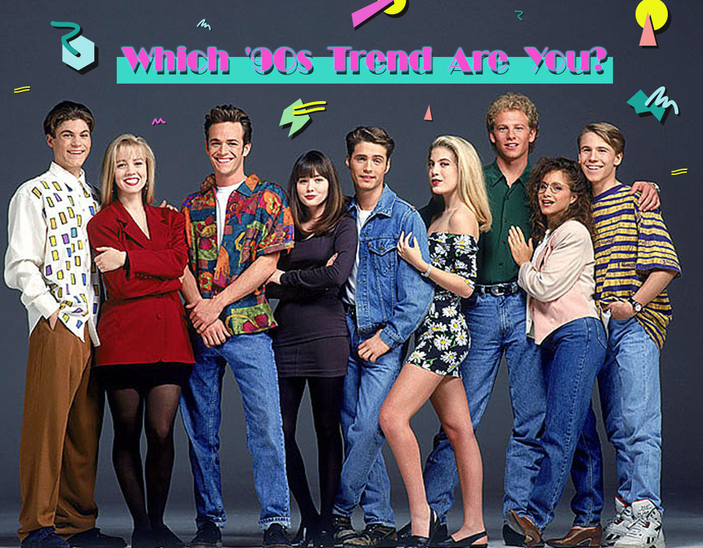 which 90s trend are you quiz zimbio