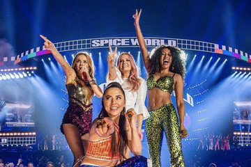 Uh Oh, The Spice Girls' First Comeback Gig Ended Up In A Walkout