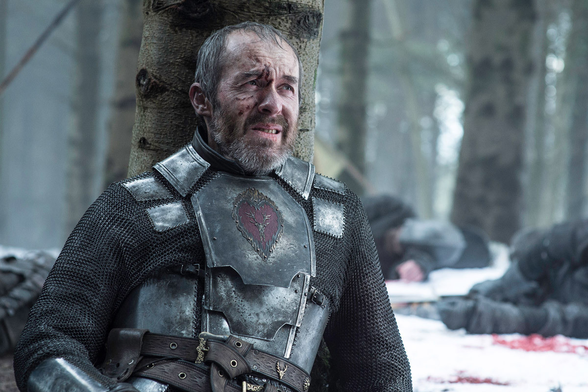 'Game of Thrones's' George R.R. Martin Just Said Stannis Baratheon Is 'Alive, Beyond a Doubt'