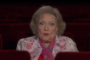 Betty White's Expletive-Filled 'Deadpool' Review Is Everything