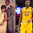 Lebron James' Prom