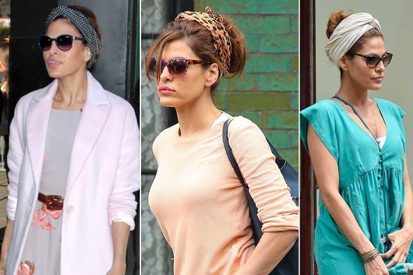 Decoded: We've Figured Out Eva Mendes' Style M.O.