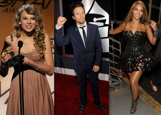2010 Grammy Awards Winners