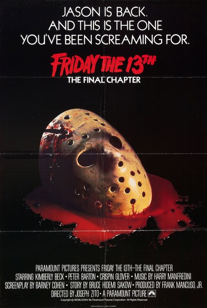 'Friday the 13th: The Final Chapter'