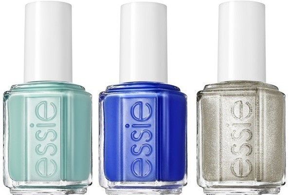 UNVEILED: Essie's Winter Collection is One Part Queen Elizabeth, Two Parts Kate Middleton