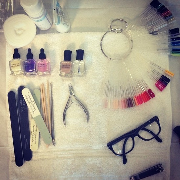 #FF: Celeb Manicurist Deborah Lippmann Takes Over Our Instagram For The Oscars