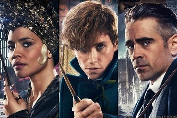 Check Out Nine Magical New Posters from 'Fantastic Beasts and Where to Find Them'