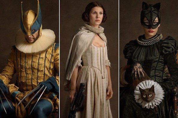 These Cosplay Pictures Are So Good They're Literally On Display in a Paris Art Gallery