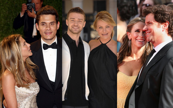 Celebrity Serial Daters: 10 Stars Who Can't Find True Love ...