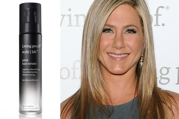 Living Proof's New Satin Hair Serum Won't Leave Your Locks Greasy