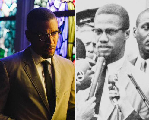 malcom x movie and real life Malcolm x: a brief summary  malcolm x was born malcolm little on 19 may 1925,  thereby annulling earl little's life insurance malcolm little.