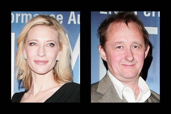 Cate Blanchett is married to Andrew Upton