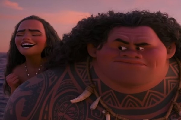 Here's the First Teaser for 'Moana'!