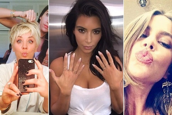 The Best Celebrity Selfies of All Time