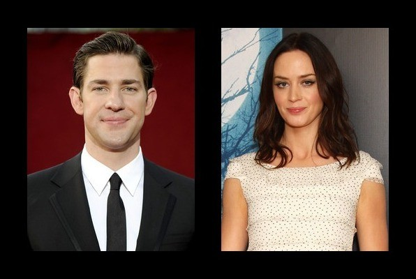John Krasinski is married to Emily Blunt