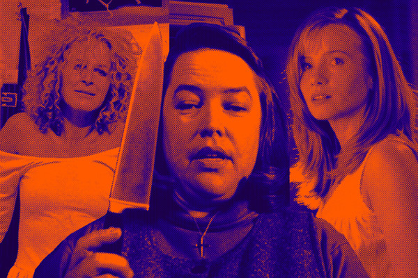 The Scariest Women in Movies