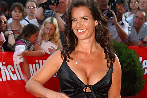 katarina witt in june 2008 getty images katarina witt s competitive