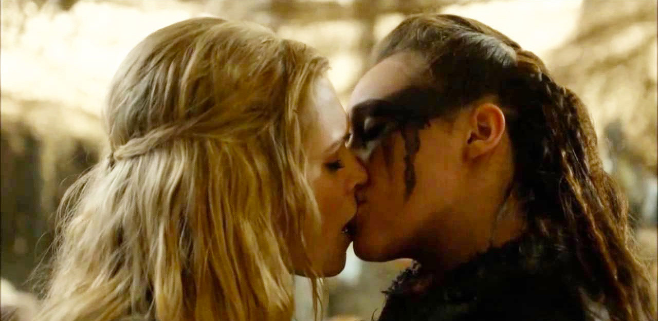 Clarke and Lexa of 'The 100' won our 2016 TV Couples March Madness.